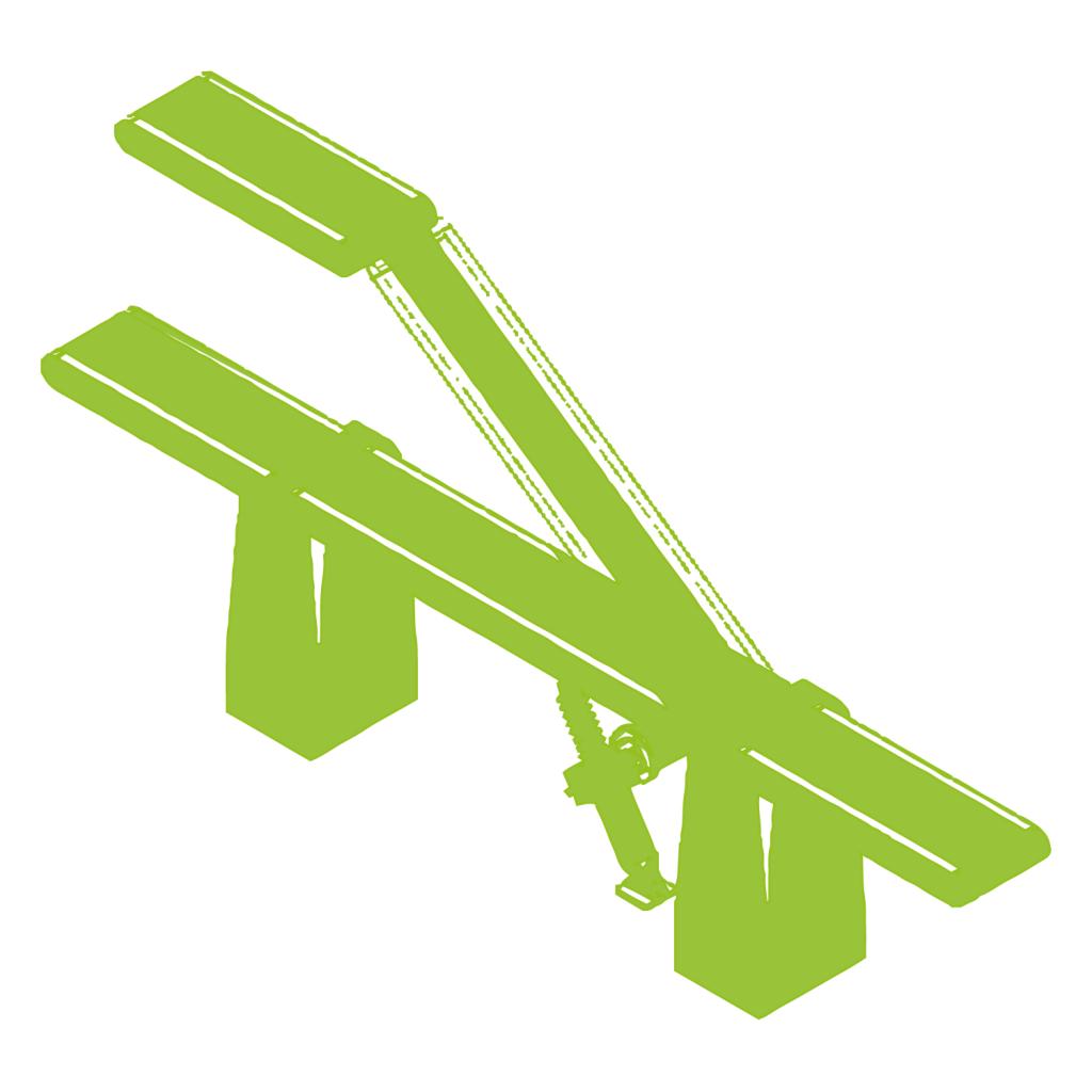Obrotowy system przenośników