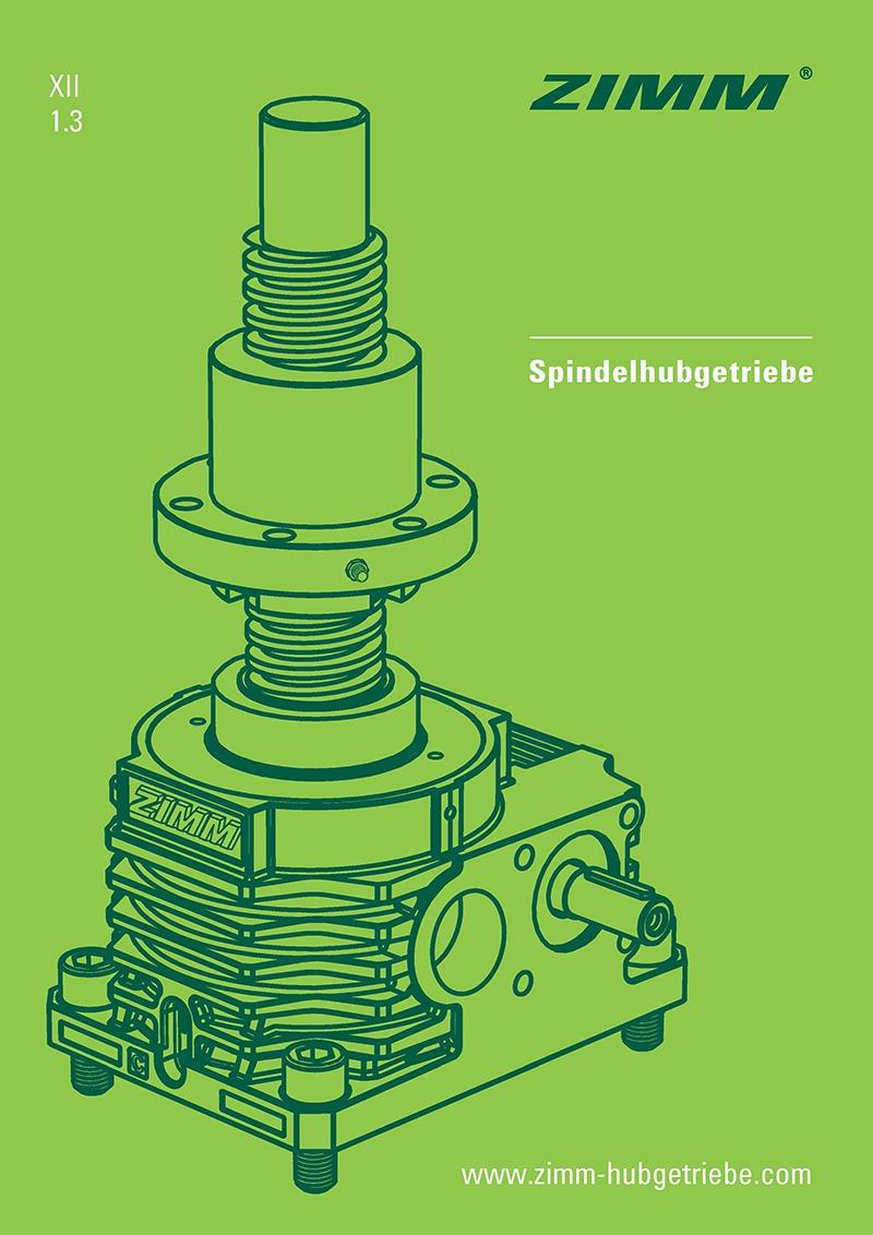 Systemy podnośników śrubowch | 1.3 | Niemiecki